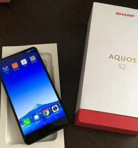 Безрамочный Sharp Aquos S2 (4Gb/64Gb NFC)