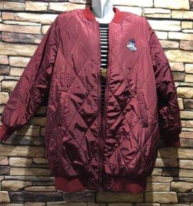 Новая куртка на синтепон 46,48 р