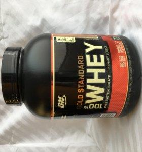 Optimum Nutrition Gold Standard Whey 2,27 кг США