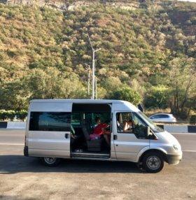 Микроавтобус (аренда)