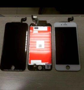 Дисплейный модуль IPhone 6s белый