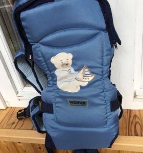 Кенуру рюкзак womar