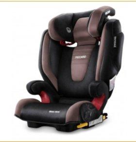 Автокресло 2-3 Recaro Monza Nova 2 Seatfix