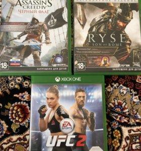 Игровые диски для Xbox one