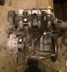 Продам мотор двигатель ваз 2110 2111 2112