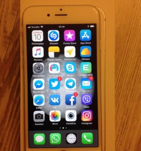 iPhone 6,Silver 16Гб