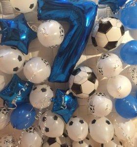 Воздушные шары дёшево!!!