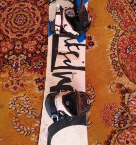 Взрослый сноуборт