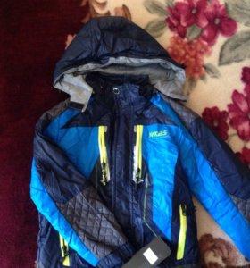 Куртка на осень(мужская)