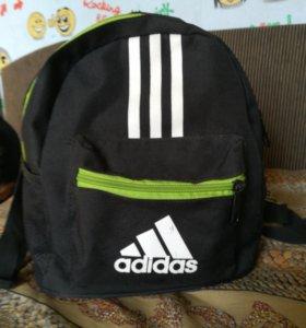 """Спортивная сумка,, адидас"""""""
