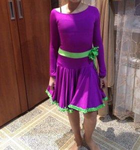 бальное платье на Латину Юниоры-1
