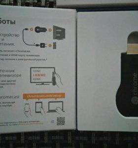 Приставка для просмотра видео со смартфона на тел