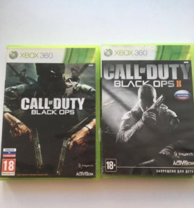 Call of Duty: Black Ops 1 и 2 для Xbox One/360