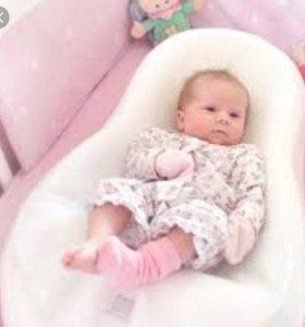 Матрас-кокон для новорожденных