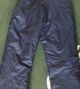 Утепленные горнолыжные штаны