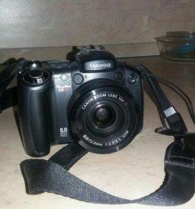 Фотоаппарат CANON S5 1S
