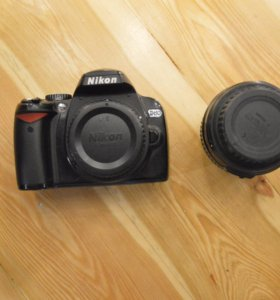 Тело Nikon D60
