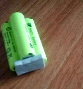 Аккуммуляторная батарейка  машинки для стрижек.