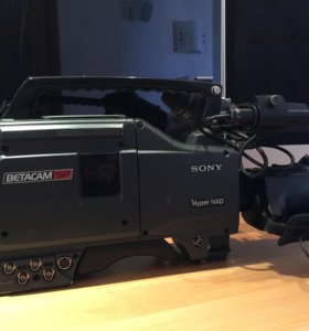 Видеокамера Sony Betacam SP. Обмен