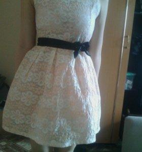 Платье ,нежное