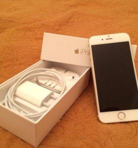 Айфон 6 голд в идеальном состоянии