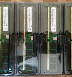 ОЗУ DDR2 2Гб 800мгц DIMM. Новая!