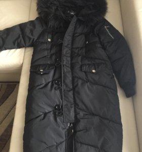 Пальто на синтепоне шикарное