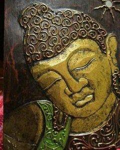 Шкатулка Будда