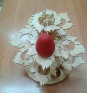 Пасхальная подставка для яиц (на 15 шт.)
