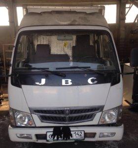 Грузовой фургон JBC