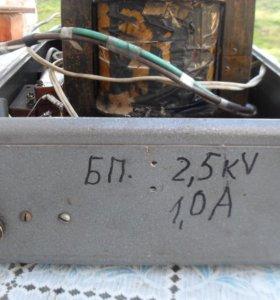 Высоковольтные радиодетали