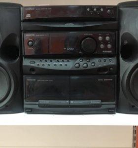 аудиосистема kenwood