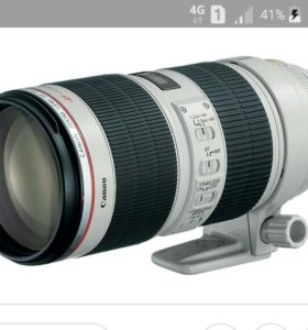 Canon 70-200 f2.8 is ii usm
