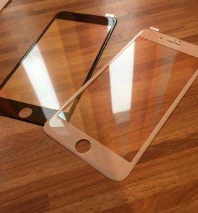 3D стекла Iphone 7+8+ 7,8