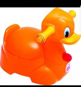 горшок quack