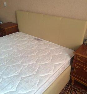 Продам кровать Орматек + орт.матрас