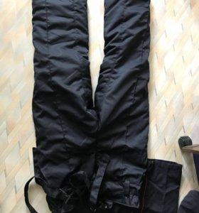 Ватные штаны армейские