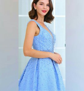 Новое платье для выпускного