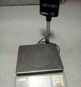 Весы электронные(магазинные)