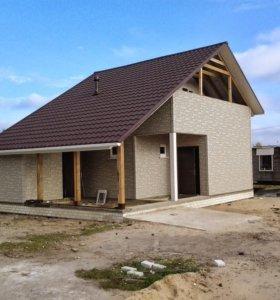 Строительство домов ландшафт