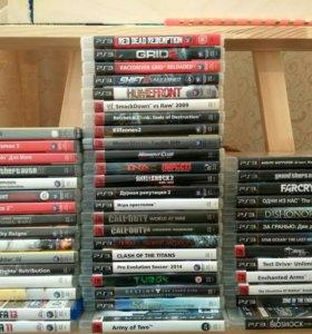 Игры для Sony PlayStation 3 PS3