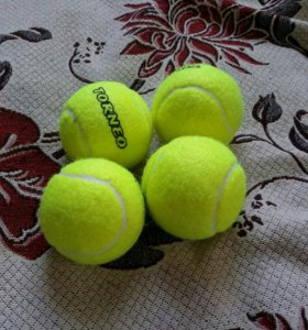 теннисный мяч цена за 4 шт