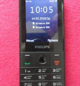 Кнопочный 3G телефон