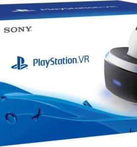 SonyPlayStation VR + Демо диск с играми