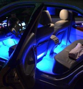 Подсветка в авто