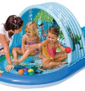 Детский водный центр Intex История игрушек