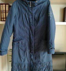 Пальто Sinta Vita демисезонное плащевка