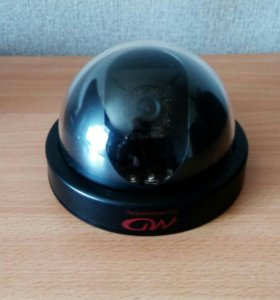 Камера видеонаблюдения цветная купольная MDC-7210F