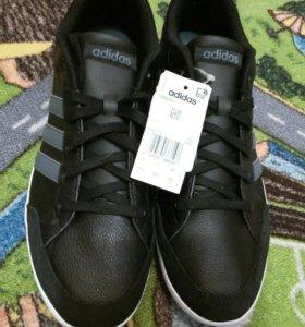 Новые кроссовки adidas 100% кожа