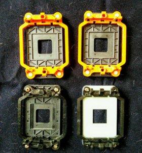 Рамки крепления кулера AMD AM2 AM3